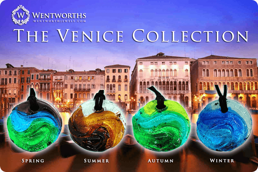 The Venice Jewellery Collection at Wentworth Jewels