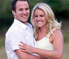 Chemmy Alcott Dougie Crawford Engaged Wentworth Jewelles